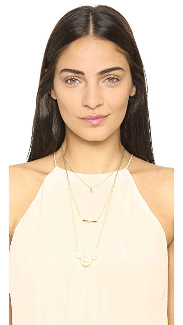 Jules Smith Pippa Layered Necklace