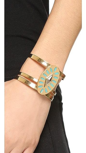 Jules Smith Soleil Open Cuff Bracelet