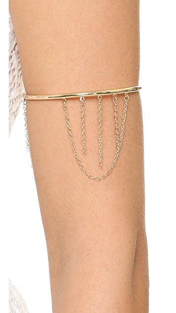 Jules Smith Hanging Chain Arm Band
