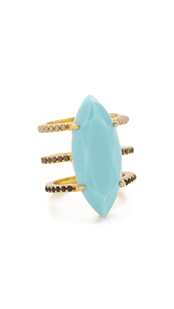 Jules Smith Large Stone Ring