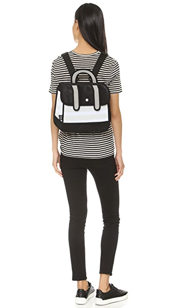 JumpFromPaper Stripe Backpack