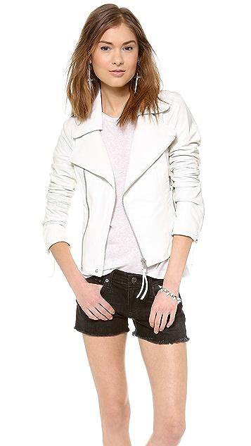 June Cropped MC Jacket