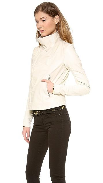 June Drape Vintage MC Jacket