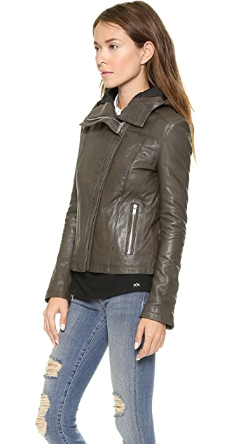 June Glove Leather Jacket