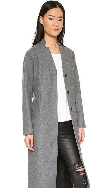 Just Female Длинное пальто Ray