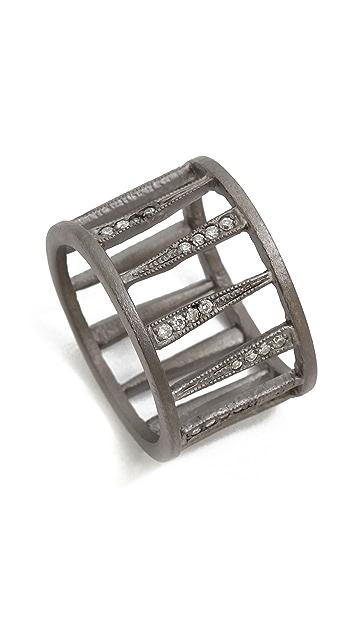 Jamie Wolf NYCB Theme Diamond Ring