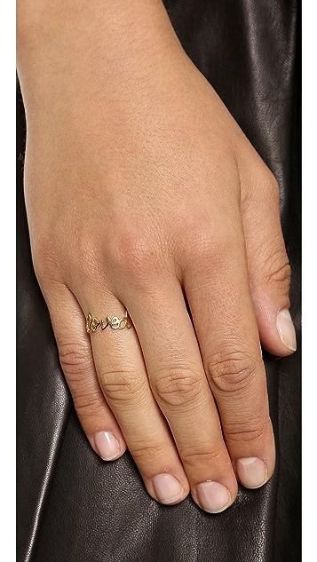 Kacey K Loved Ring