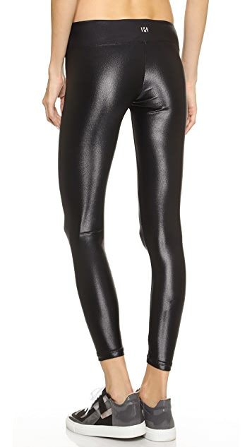 KORAL ACTIVEWEAR Shiny Metallic Active Legging