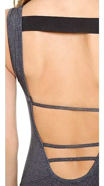 KORAL ACTIVEWEAR Jumpsuit with Back Detailing