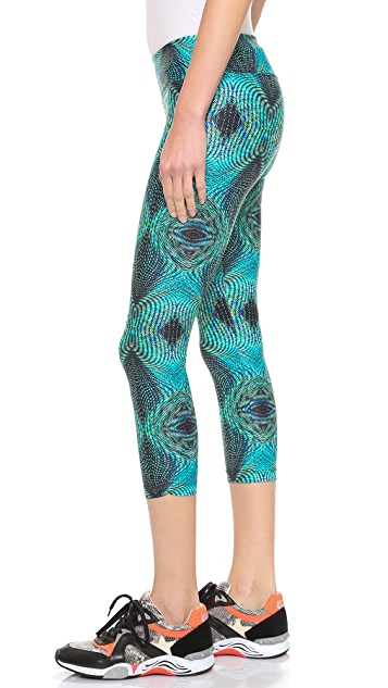 KORAL ACTIVEWEAR Oasis Synergy Crop Leggings