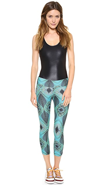 KORAL ACTIVEWEAR Olympic Bodysuit