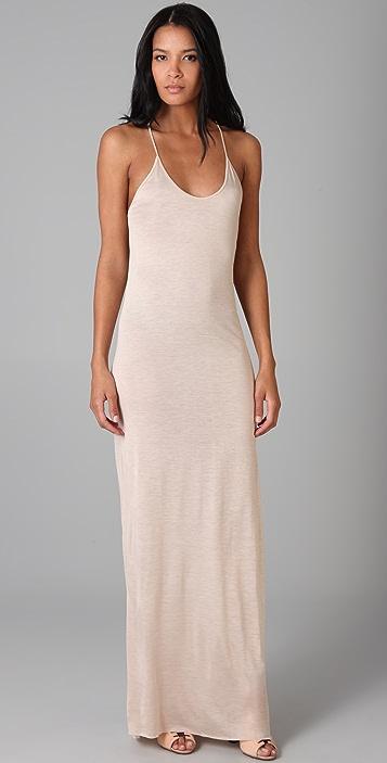 Kaelen Grandma Hannigan Long Jersey Dress