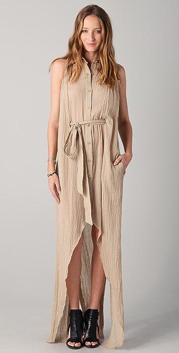 Kaelen Tie Front Dress