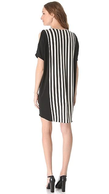 Kaelen Cold Shoulder Dress