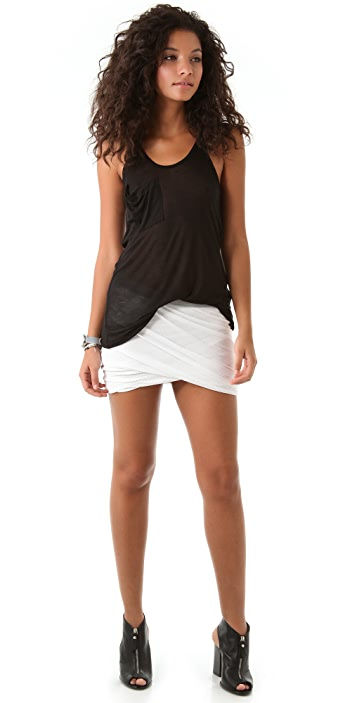 KAIN Label Pocket Tank