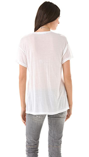 KAIN Label V Neck Tee
