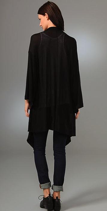 KAIN Label Kimono Drape Cardigan