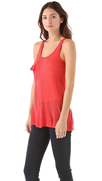 KAIN Label Classic Pocket Tank