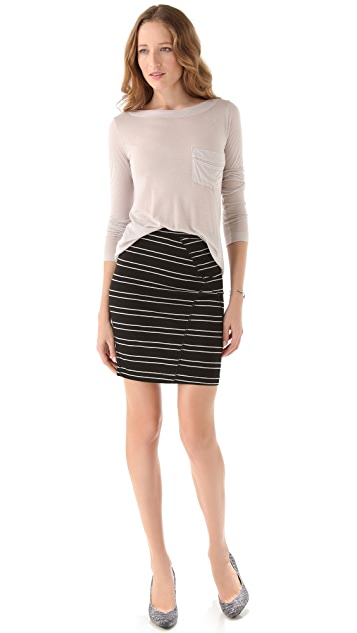KAIN Label Meta Skirt