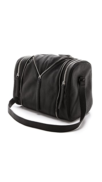 KARA Large Double Date Bag