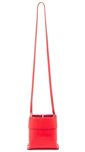 KARA Nano Tie Cross Body Bag