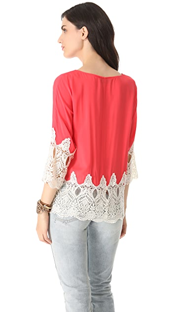 Karen Zambos Vintage Couture Madelyn Blouse