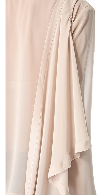 Karen Zambos Vintage Couture Brodie Blouse