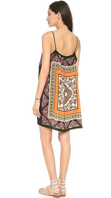 Karen Zambos Vintage Couture Ana Mini Dress