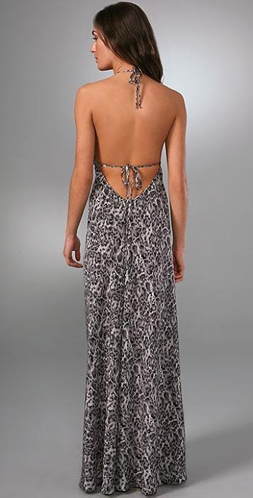 Karina Grimaldi Antonella Maxi Dress