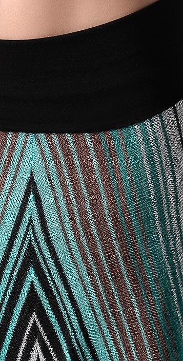 Karina Grimaldi Monaco Maxi Skirt