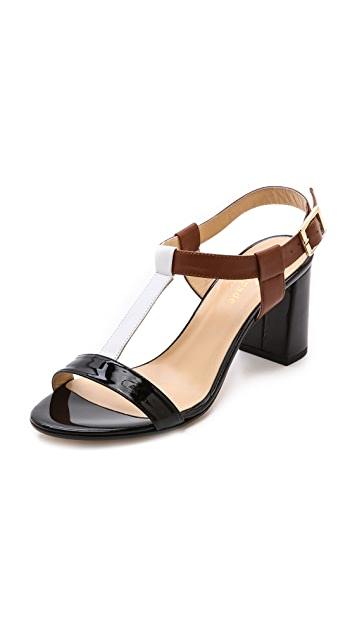 Kate Spade New York Aisha T Strap Sandals