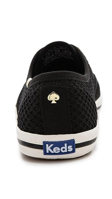 Kate Spade New York Fisher Mesh Sneakers