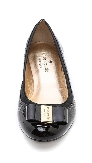 Kate Spade New York Tock Ballet Flats