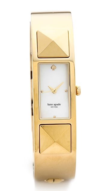 Kate Spade New York Pyramid Carousel Watch