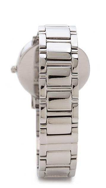 Kate Spade New York Gramercy Grand Pave Bracelet Watch