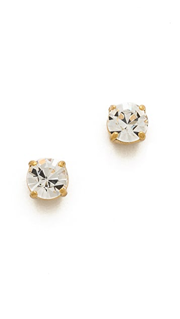 Kate Spade New York Cueva Rosa Stud Earrings