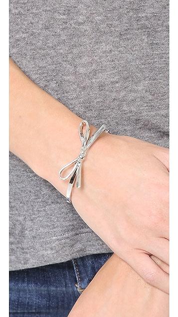 Kate Spade New York Skinny Mini Bow Bangle Bracelet