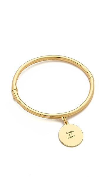 Kate Spade New York Charm Bangle Bracelet