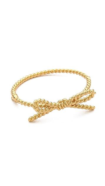 Kate Spade New York Skinny Mini Rope Bangle Bracelet