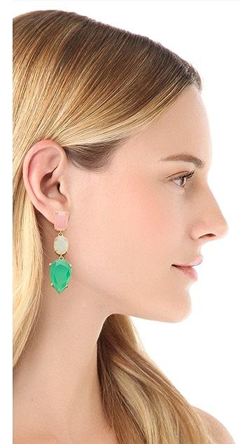 Kate Spade New York Gumdrop Gem Earrings