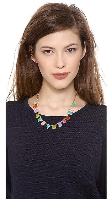 Kate Spade New York Gumdrop Gem Mini Necklace