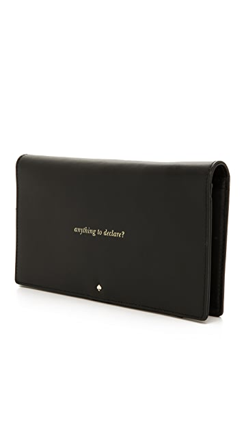 Kate Spade New York Cate Travel Wallet