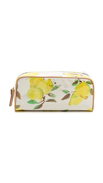 Kate Spade New York Large Berrie Cosmetic Case