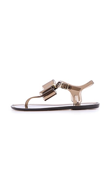 Kate Spade New York Filo Jelly Thong Sandals