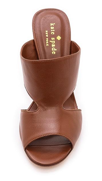 Kate Spade New York Iberia Sandal High Heel Slides