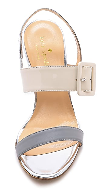 Kate Spade New York Isola Wedge Sandals