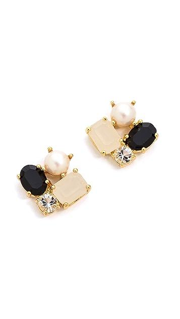Kate Spade New York Cluster Earrings
