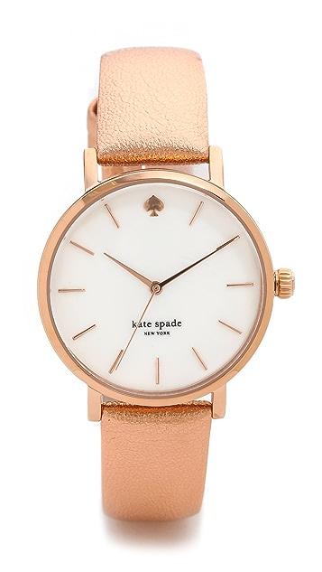 Kate Spade New York Metro Watch