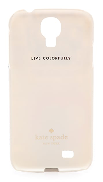 Kate Spade New York NYJ Newpaper Journal Samsung Phone Case