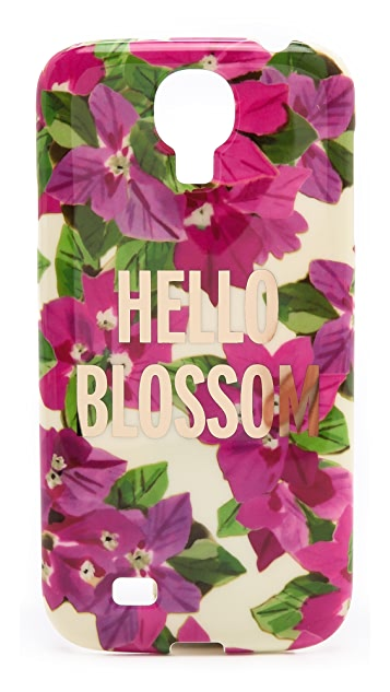Kate Spade New York Hello Blossom Samsung Phone Case